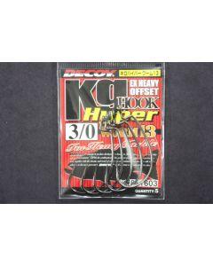Decoy KG Hook Hyper Worm 13 #3/0
