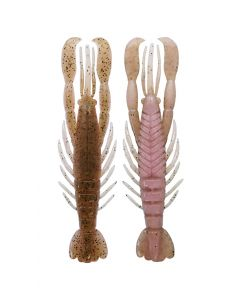BOTTOMUP HurryShrimp 4inch - T208 Light Gripan Pink