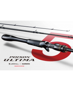 SHIMANO 20 POISON ULTIMA 5PIECE / 266L-5(Spinning model)