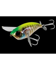 JACKALL POMPADOUR Jr./ IS Chart back gill bone