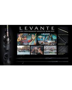 Megabass 2019 LEVANTE F5-611LV - Bait casting 4 pieces model