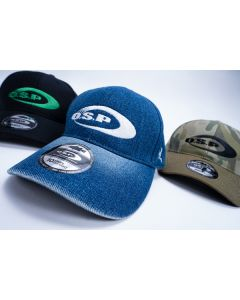 O.S.P Middle Fit Logo Cap