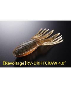 JACKALL RV-DRIFTCRAW 4.0inch