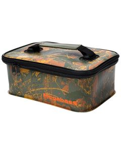 Megabass MULTI INNER CASE - ORANGE CAMO