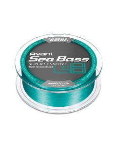 Varivas Avani Sea Bass PE Super Sensitive LS8 150m #0.8 / 13.8lb