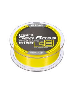 Varivas Avani Sea Bass PE Super Sensitive LS8 Fullcast 200m #1.2 / 22.1lb