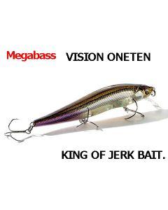 Megabass VISION ONETEN.