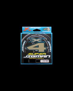 XBRAID SUPER JIGMAN X4 200m