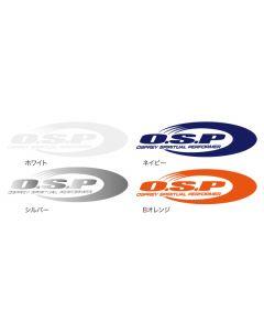 O.S.P Sticker Model 2 - White (M size)