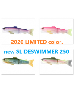DEPS NEW SLIDESWIMMER 250 SS / 2020 LIMITED color.