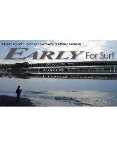 YAMAGA Blanks EARLY for Surf 105MH