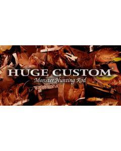 Deps Huge Custom HS1N-66R (3piece Spinning Rod)
