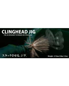 DEPS CLINGHEAD JIG 3/16oz