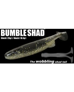 DEPS BUMBLE SHAD 6inch