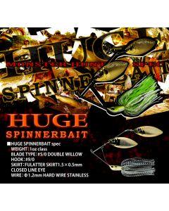 DEPS HUGE Spinner Bait