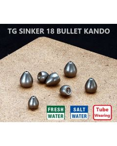 Valley Hill TG SINKER 18 BULLET KANDO