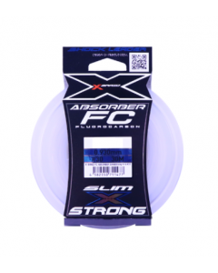 YGK XBRAID FC ABSORBER Slim&Strong 30m
