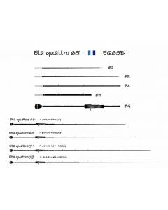 TRANSCENDENCE Eta quattoro EQ65B+