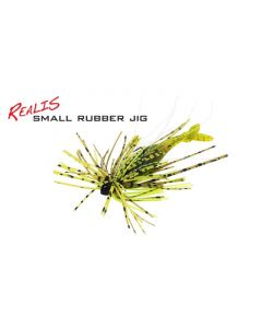 REALIS SMALL RUBBER JIG 5g