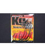Decoy KG Hook Worm 17 #5/0
