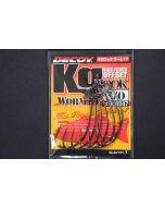 Decoy KG Hook Worm 17 #3/0