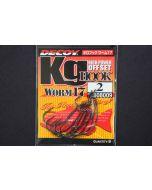 Decoy KG Hook Worm 17 #2