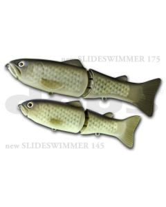 DEPS new SLIDESWIMMER 145 SS - # 01 Flash Carp