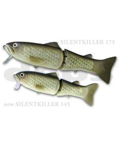DEPS new SILENTKILLER 145 - 01 Flash Carp