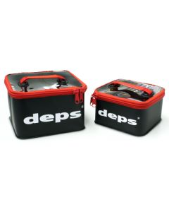 DEPS EVA TOOL BAG L Size - Black/Red