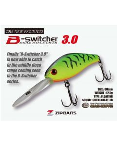 ZIP BAITS B-SWITCHER 3.0 (SILENT)