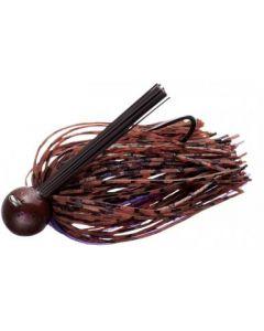 EVERGREEN IR JIG 5/16oz #104 Brown Purple