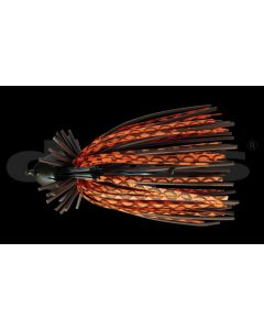 VIOLATOR JIG 1/2oz  #12 Brown / Orange Scale