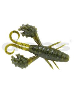 DEPS BECKONCRAW 3.5 inch - #12 Green Pumpkin
