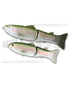 DEPS new SLIDESWIMMER 145 SS - # 12 Rainbow trout