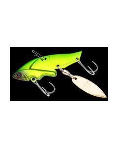 TG JAKA BLADE 12g - #139 Green Back Yellow Gold (G)