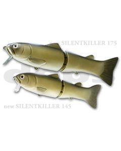 DEPS new SILENTKILLER 145 - 13 Wild Carp