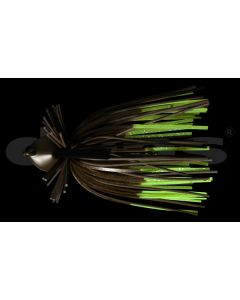 VIOLATOR JIG 3/8oz #15 Brown / Chart