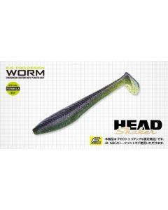 EVERGREEN HEAD shaker 5inch