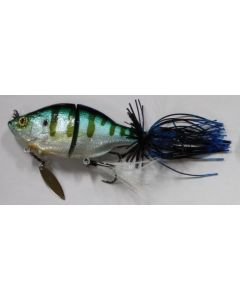 TH Tackle Little Zoe Jointed - #01 BULLBLUE GILL