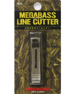 Megabass LINE CUTTER - Silver