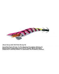 VE-77 Sumizoku JYU(柔) 3.5 - J 02 Pink Shrimp N