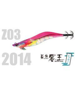 Sumizoku ZERO-ONE SHALLOW TYPE 3.5 VE-50SZ-03 Sakura Rainbow