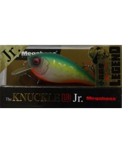 Megabass The KNUCKLE LD Jr.- PM MEGABASS HOT SHAD II