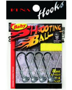 FINA BABY SHOOTING BALL(FF156) #1=3/16oz