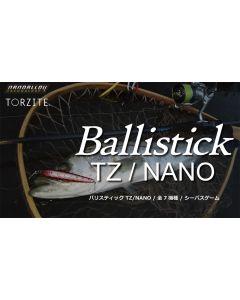 YAMAGA Blanks Ballistick 102MH TZ/NANO