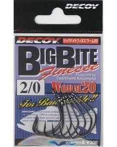 Decoy Big Bite Finesse Worm 20 #2/0