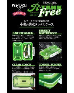 RYUGI R-TANK Free (BRT080) - XL SIZE