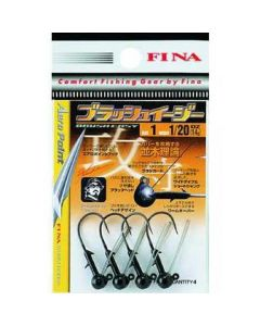 FINA Brush Easy FF150 1/16oz (1.8g) #1