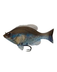 Fish Arrow Fin's Gill 120 #02 CLEAR BLUE GILL