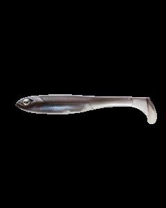"Fish Arrow Flash-J Shad 4.5 "" #07 Wakasagi/Silver"